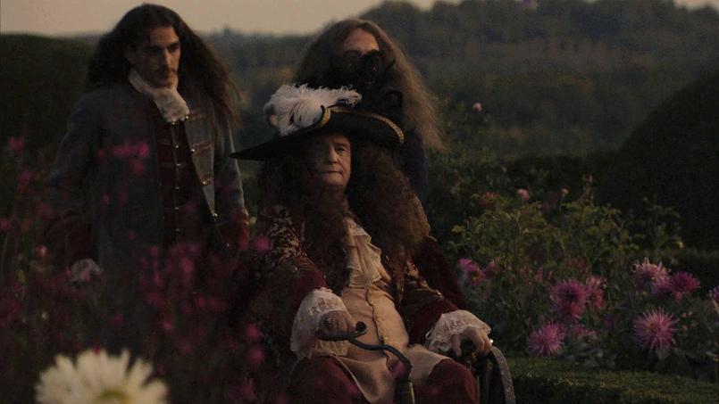 Incarnant Louis XIV dans ce film présenté lors du Festival de Cannes, l'acteur français Jean-Pierre Léaud avait lui déjà reçu une Palme d'Or d'honneur pour l'ensemble de sa carrière.
