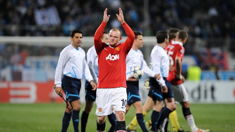 Alors qu'il y a joué en 2011, Wayne Rooney n'a aucun souvenir du Vélodrome