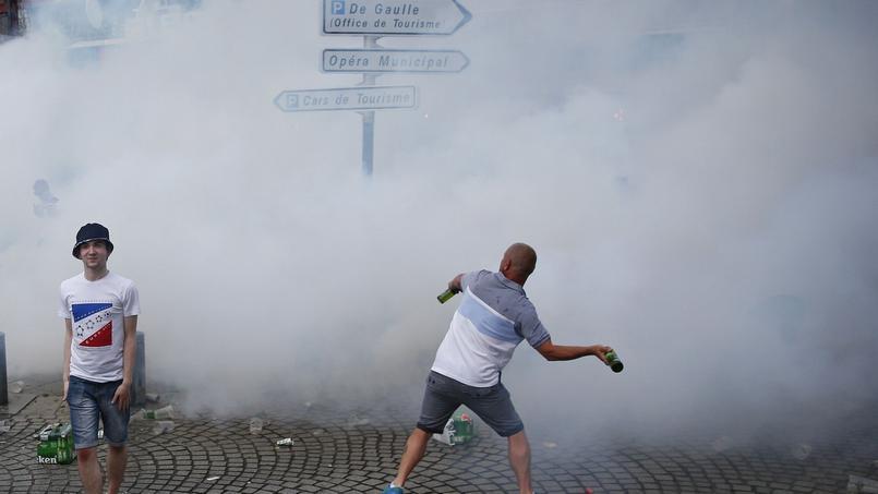 Hooligans : carton rouge à l'UEFA