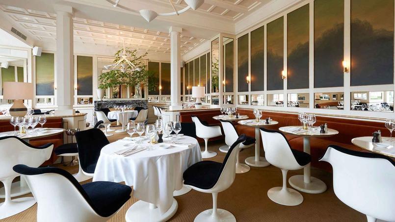 Loulou un nouveau restaurant dans les jardins du louvre for Restaurant dans un jardin paris
