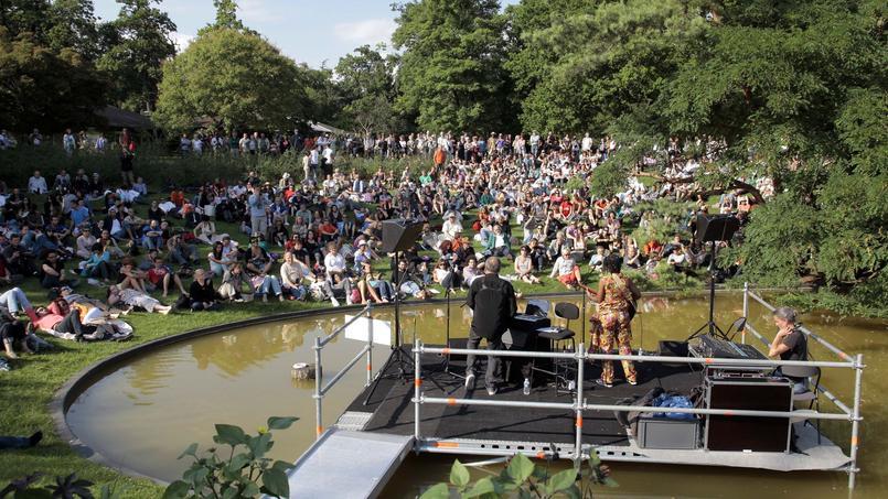 Le Paris Jazz Festival, au Parc Floral (XIIe), propose toute une série deconcerts durant près de deux mois.
