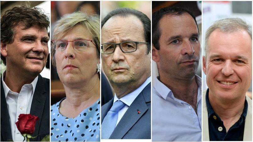 Les potentiels candidats à la primaire de la gauche se bousculent parmi les frondeurs.