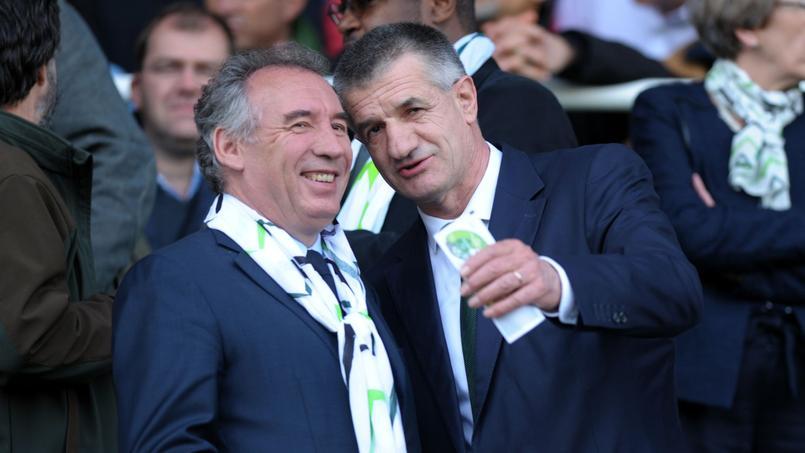 François Bayrou et Jean Lassalle