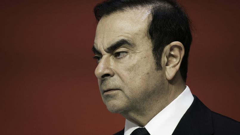 Carlos Ghosn, PDG de Renault et de Nissan
