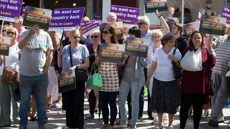 Jean-Michel Quatrepoint : le Brexit ou la grande révolte des classes moyennes