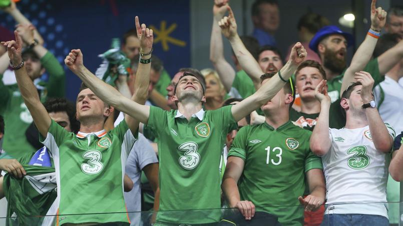 L'Irlande déçue par le faible nombre de places accordées à ses fans