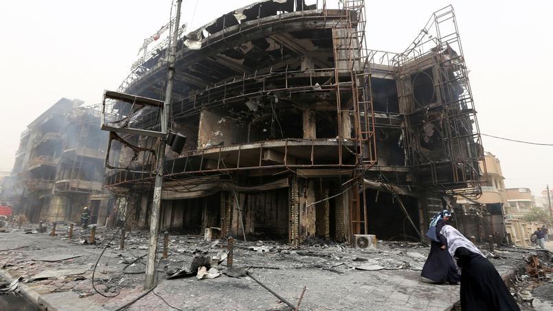 L'attentat survenu à Bagdad dimanche a fait au moins 119 morts. C'est l'attentat le plus meurtrier de l'année en Irak.