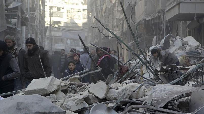Crédits Photo: Abdalrhman Ismail/Reuters