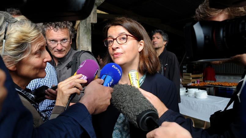 Cécile Duflot se prépare depuis de nombreux mois à une candidature à la présidentielle de mai 2017. Elle a même lancé un site internet.