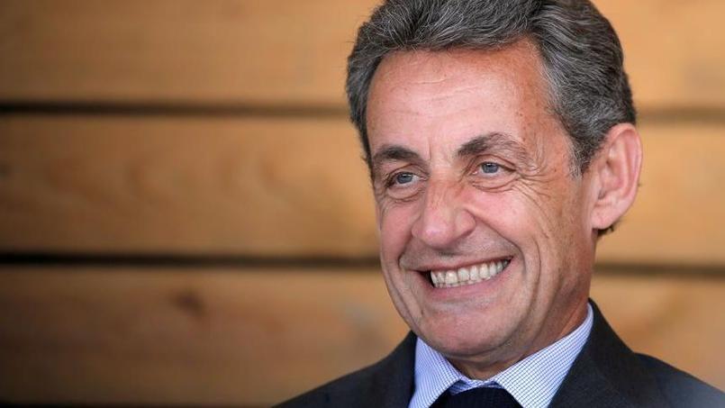 Euro 2016: Nicolas Sarkozy se compare à Olivier Giroud