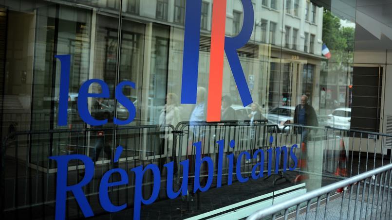 Le siège du parti les Républicains, rue de Vaugirard, à Paris (image d'illustration).