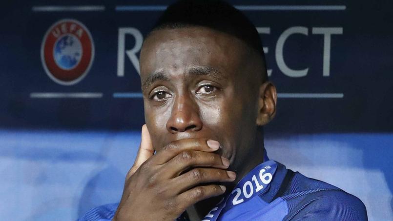 Les larmes de Blaise Matuidi ont ému les supporters français