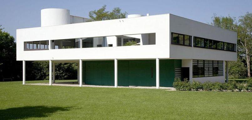 le corbusier class l 39 unesco ses uvres majeures en france. Black Bedroom Furniture Sets. Home Design Ideas