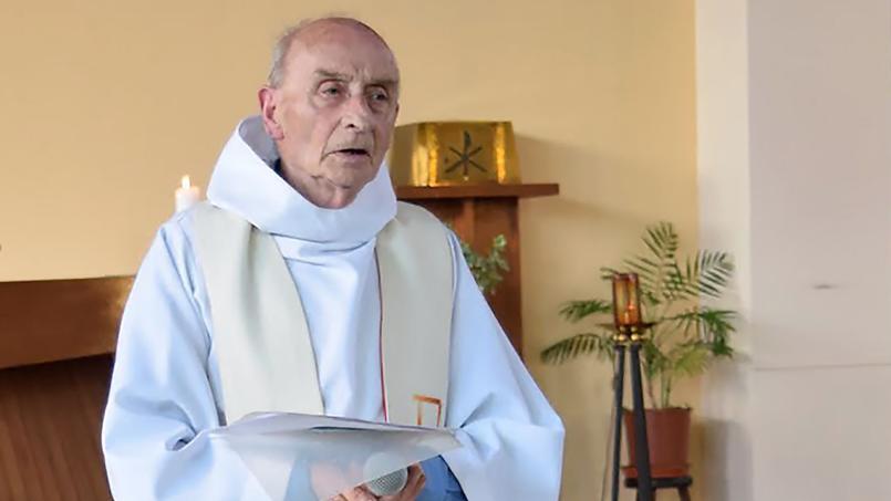 Père Jacques Hamel.