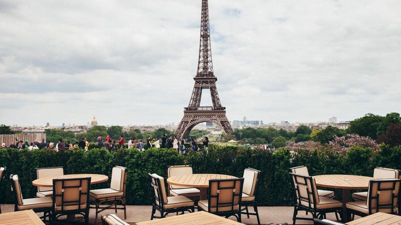 Les 10 terrasses de l 39 t 2016 paris - Restaurant terrasse ou jardin paris limoges ...