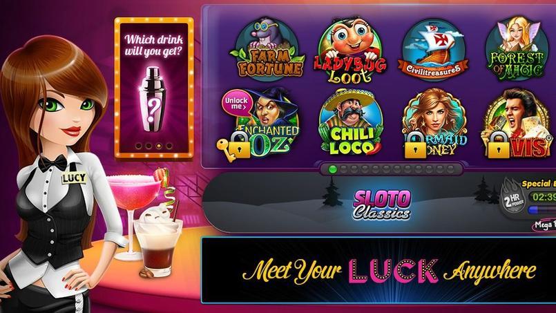 jeu casino slotomania