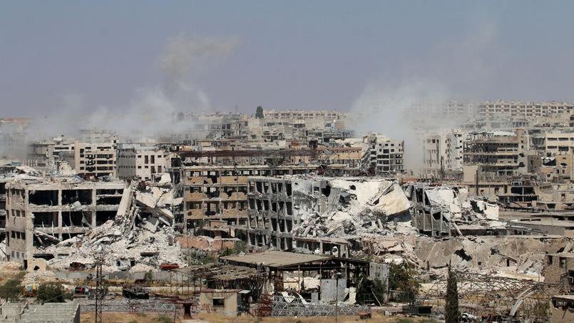 Le bilan exact de la guerre en Syrie est inconnu, l'ONU ayant jeté l'éponge en 2014.