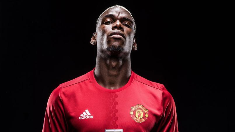 Le transfert de Paul Pogba à Manchester United