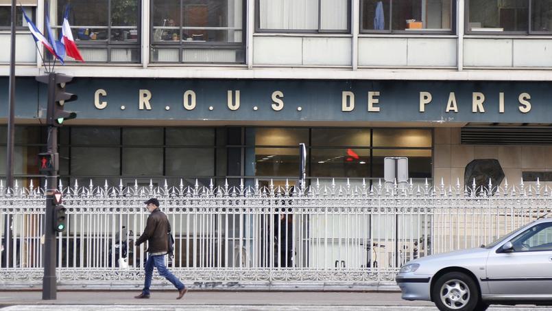 Le Centre régional des œuvres universitaires et scolaires de Paris (Crous)