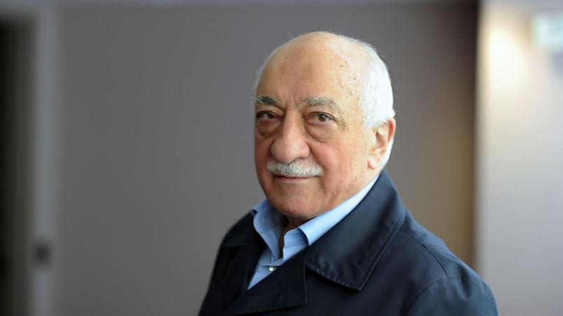 Le prédicateur Fethullah Gülen, en 2013.