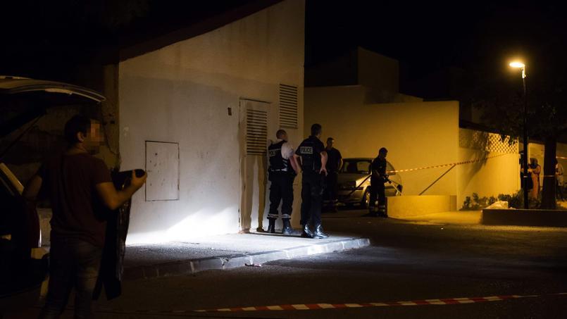 Les secours sont intervenus quelques minutes seulement après les faits mais n'ont pas pu ranimer l'homme.