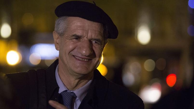 Le député des Pyrénées-Atlantiques, Jean Lassalle