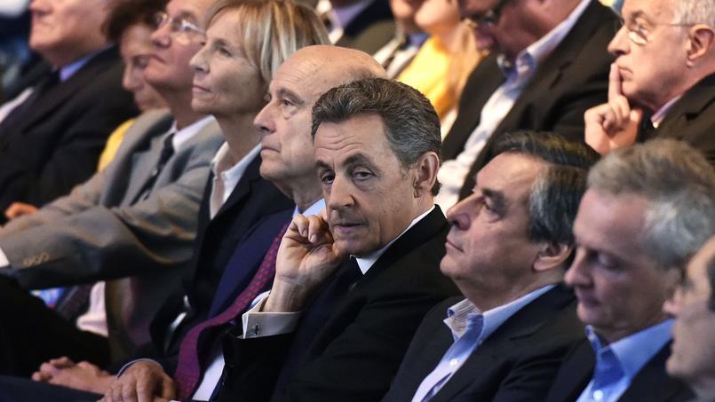 Alain Juppé, Nicolas Sarkozy, Bruno Le Maire et François Fillon se rencontreront à l'occasion de trois débats audiovisuels, avant le premier tour du scrutin.