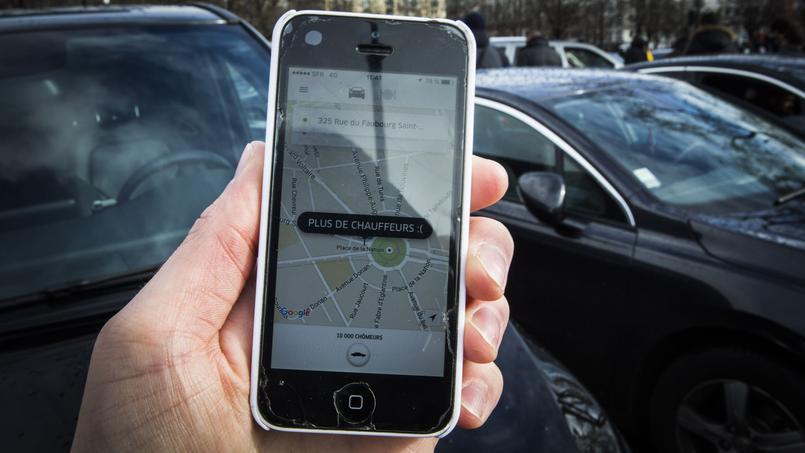 Uber a perdu 1,2 milliard de dollars depuis le début de l'année