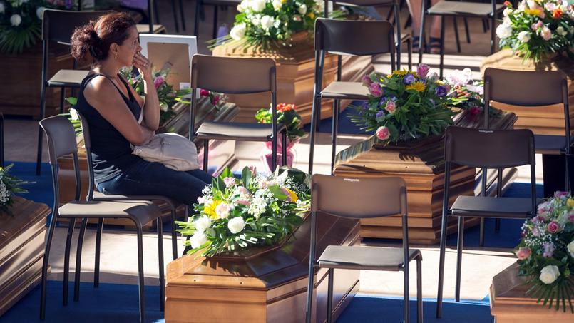 Journée de deuil national en Italie après le séisme meurtrier