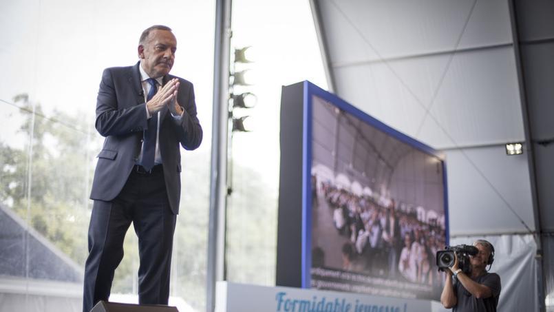 Le retour de Sarkozy — Primaire à droite