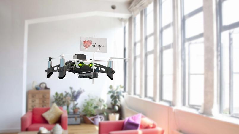 Mambo, un des deux nouveaux drones de Parrot