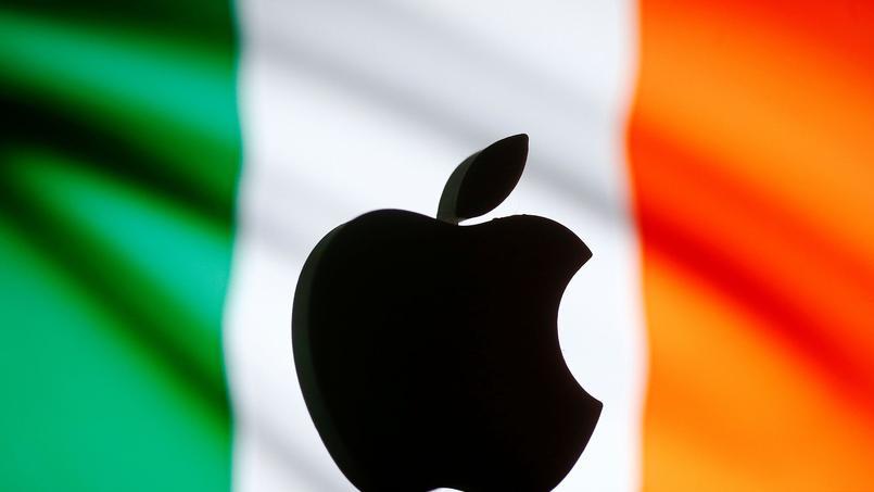 Le directeur général d'Apple, Tim Cook, avait mis en garde jeudi le gouvernement irlandais.