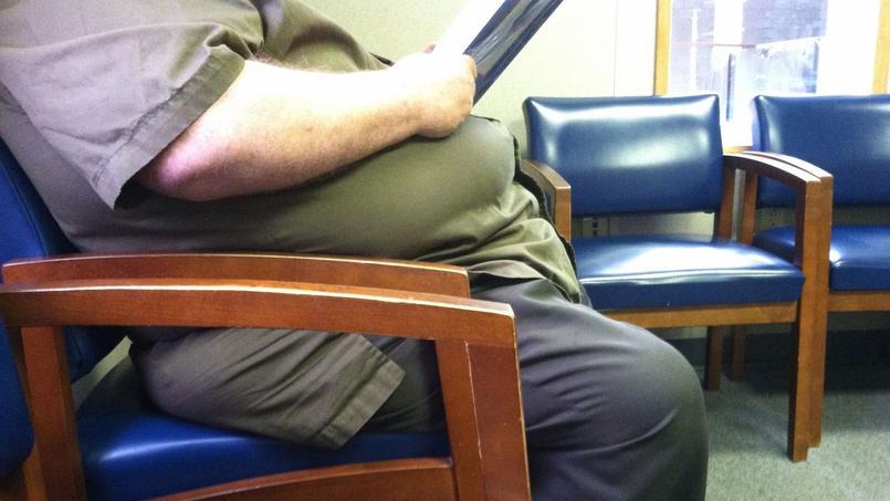 Par individu, le coût social des personnes obèses est de 1300 eurospar an