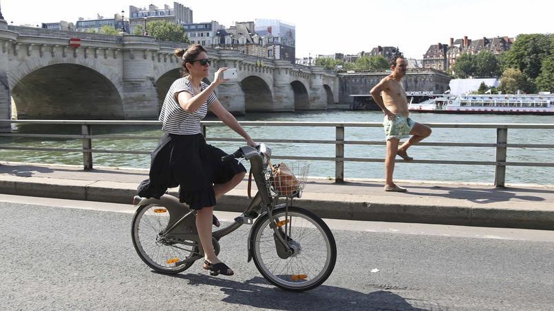 La ville flouée par JC Decaux dans le contrat Vélib — Paris