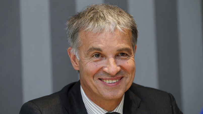 Patrick Bernasconi, président du Cese depuis décembre 2015.
