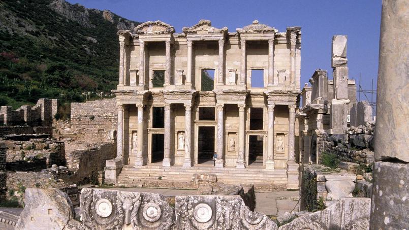 Éphèse, Asie Mineure, Turquie.