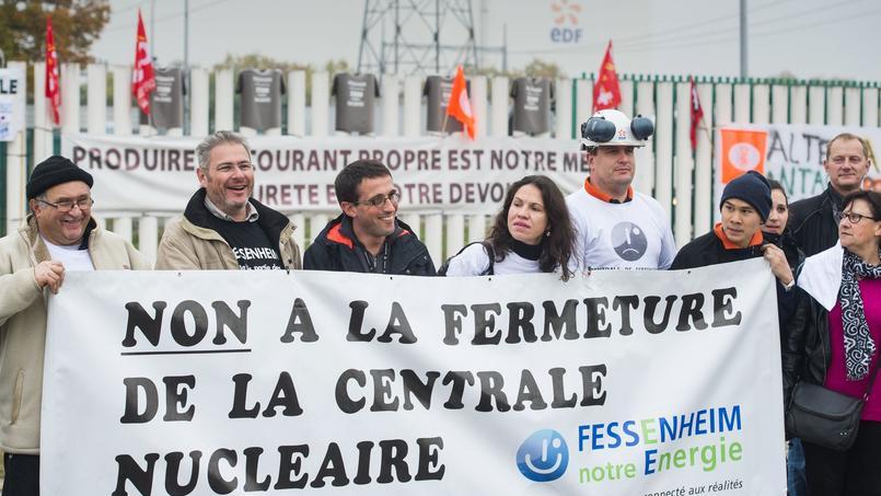 les quatre syndicats représentatifs de l'électricien, CGT, CFE-CGC, CFDT et FO de EDF appellent à la grève