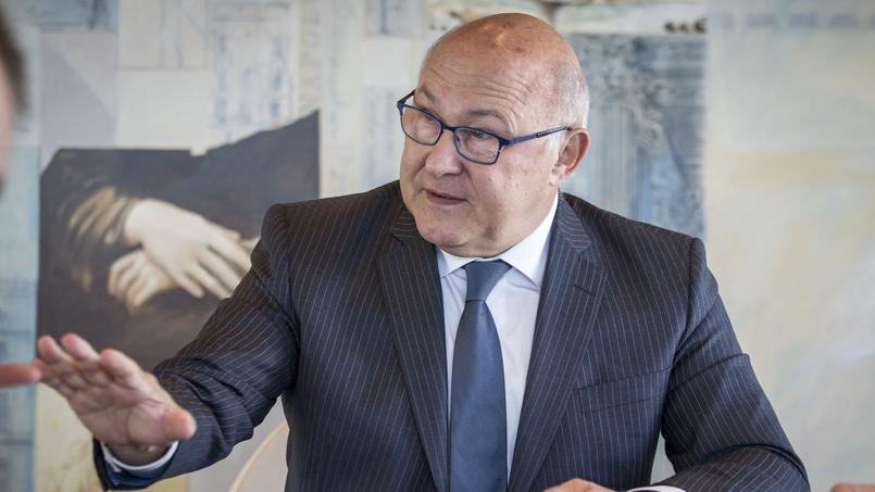 Michel Sapin, ministre de l'Economie.