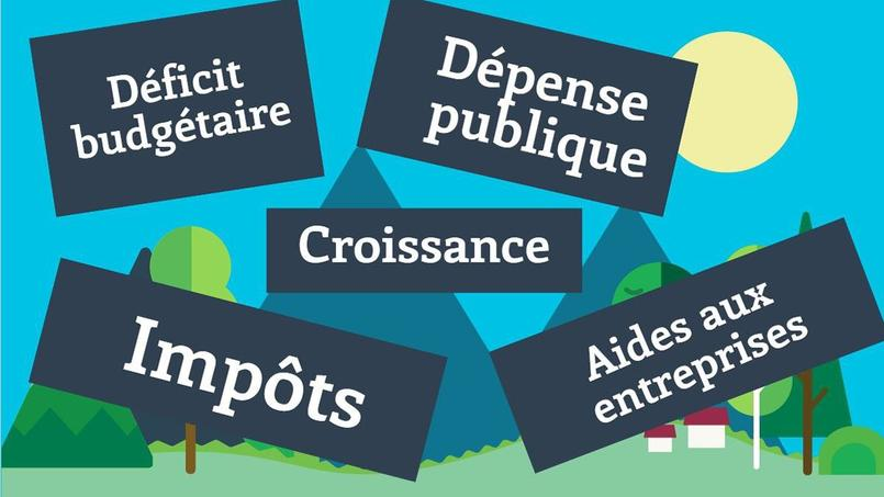 Les 5 chiffres clés du budget 2017, dernier du quinquennat Hollande