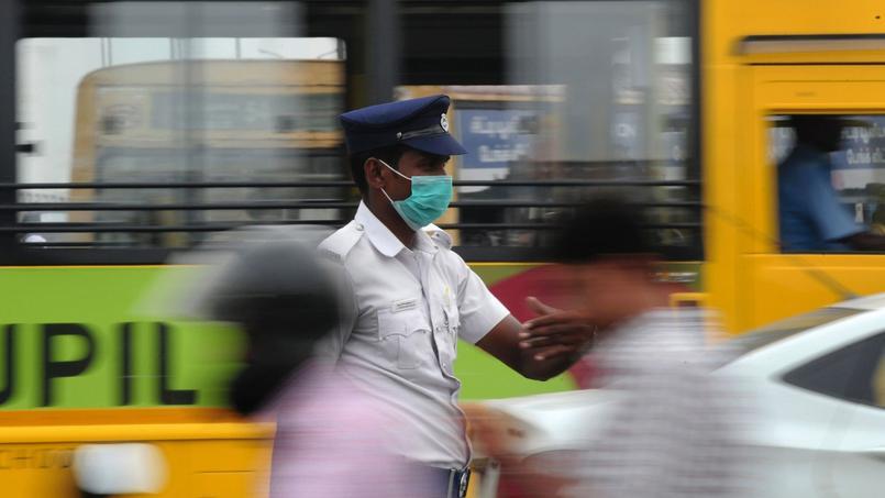 Neuf personnes sur dix étaient exposées à un air ambiant trop pollué en 2014, selon les relevés de l'OMS.