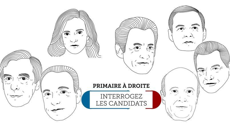 Primaire à droite : interrogez les candidats sur le thème de la famille