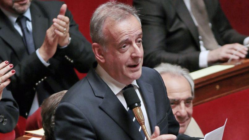 Le député des Hauts-de-Seine, Jacques Kossowski