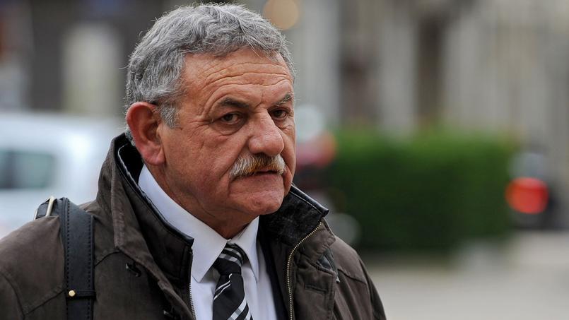 René Marratier, ancien maire de la Faute-sur-Mer.