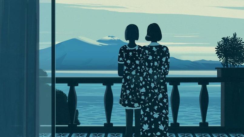 Image d'illustration du livre  Les enfants perdus d'Elena Ferrante.