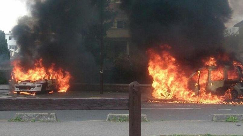 Résultats de recherche d'images pour «Viry-Châtillon attentat»