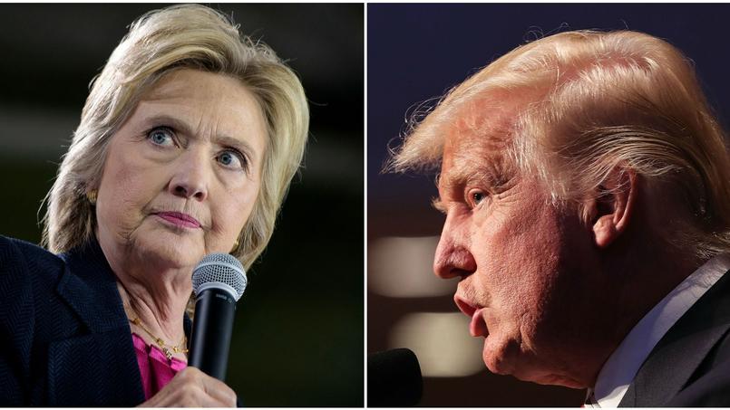 Hillary Clinton et Donald Trump sont radicalement opposés en matière d'environnement.
