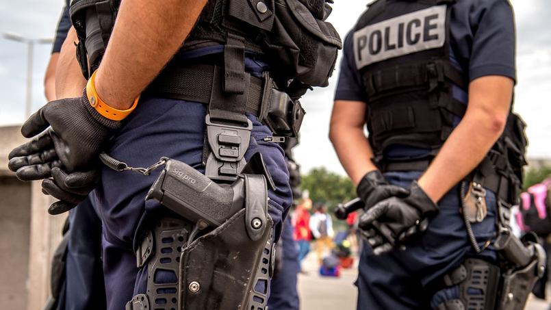 De nouvelles violences ont eu lieu ce lundi devant le lycée Hélène Boucher, à Tremblay-en-France.