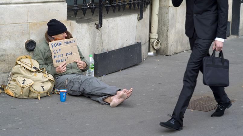 La «pauvrophobie» définit la discrimination pour précarité sociale.