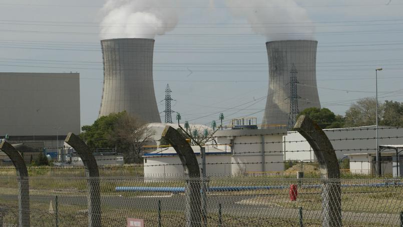 Les réacteurs de la centrale de Tricastin devrait être fermé