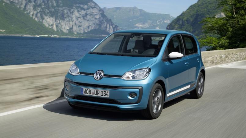 Une nouvelle motorisation plus puissante ouvre de nouveau horizons à la très urbaine Volkswagen Up!